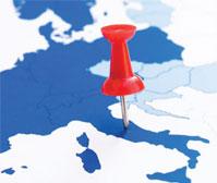 Geolocalizzazione dei punti vendita e filiali.