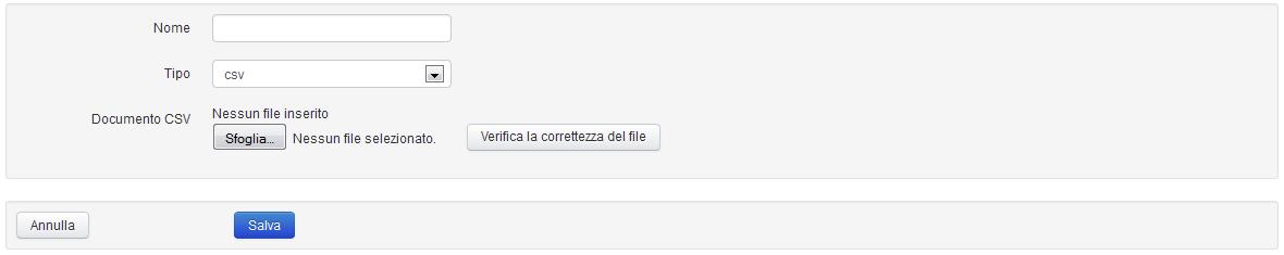 """La Scheda """"Sorgente"""""""