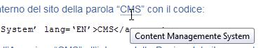 Esempio con Firefox 24