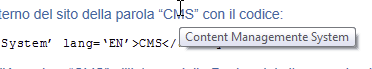 Esempio con Internet Explorer 10