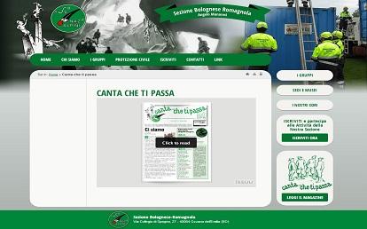 Associazione Nazionale Alpini - Sezione Bolognese Romagnola